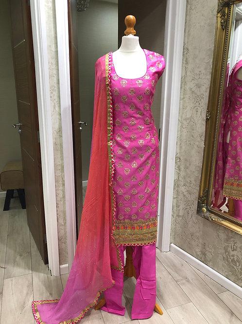 Shaha (Pink)