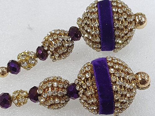 Purple Latkans (1)