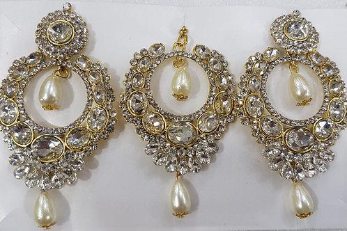 Earring & Tikka Set (2)