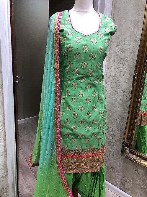 Shaha (Green)