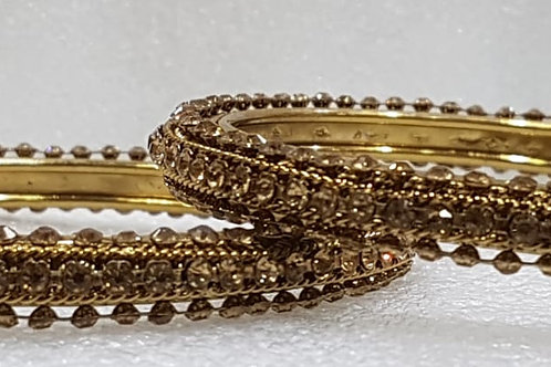Dark Gold Bangles 003