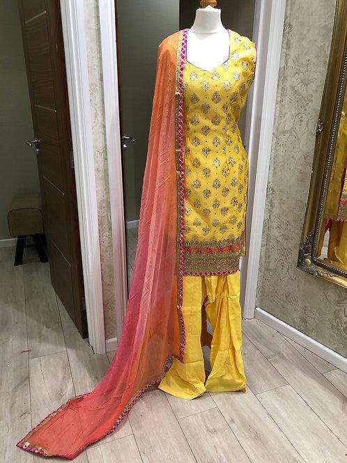 Shaha (Yellow)