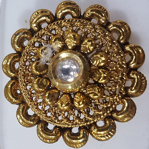 Gold Plated Ring (2)