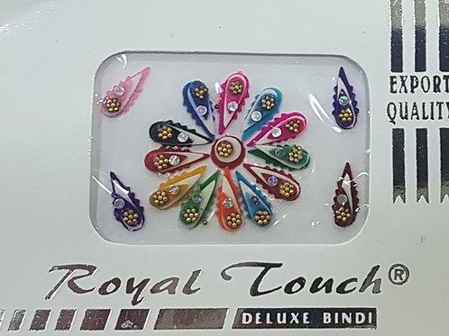 Colourful Bindi 0030