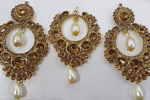 Earring & Tikka Set (1)