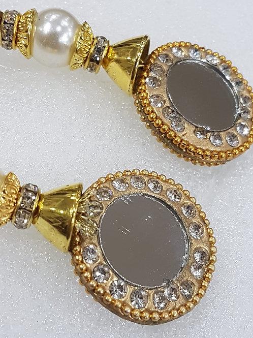 Gold Mirror Latkans