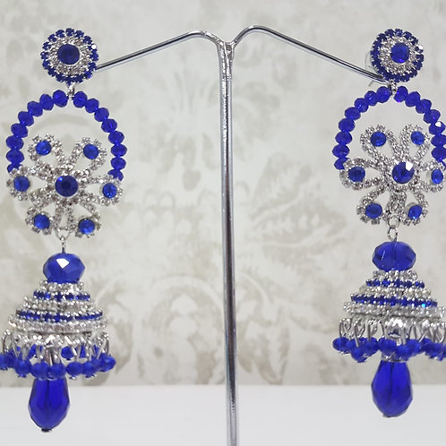 Silver & Blue Jumki 004