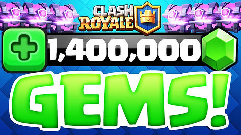 Gems and Gold Resources Generator For Clash Royale