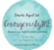 courageously me, kellie curtis, fleassy malay, online womens circle, brene brown, the sister circles