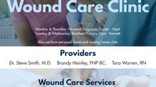 Pemiscot Memorial Wound Care Specialists Perform House Calls and Nursing Home Visits