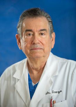 Ramiro Icaza, M.D., Emergency