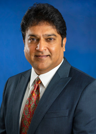 Sunil Mungee, President and Chief Executive Officer