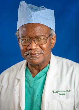 Babatunde Oladiran, M.D., General Surgery