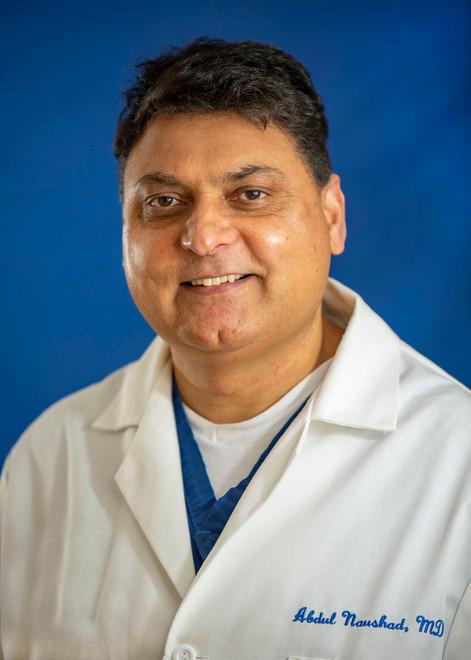Abdul Nausd, M.D., Pain Management