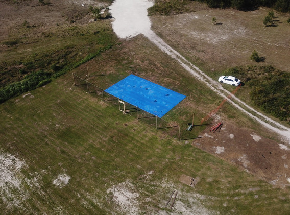 Drone Field - Manatee