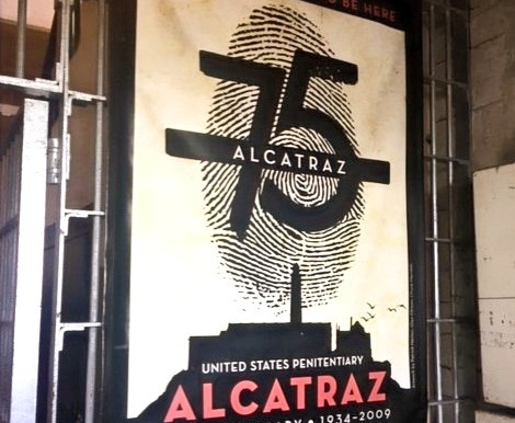 Travelling Blind: Alcatraz
