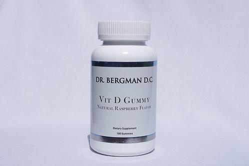 Vitamin D Gummy