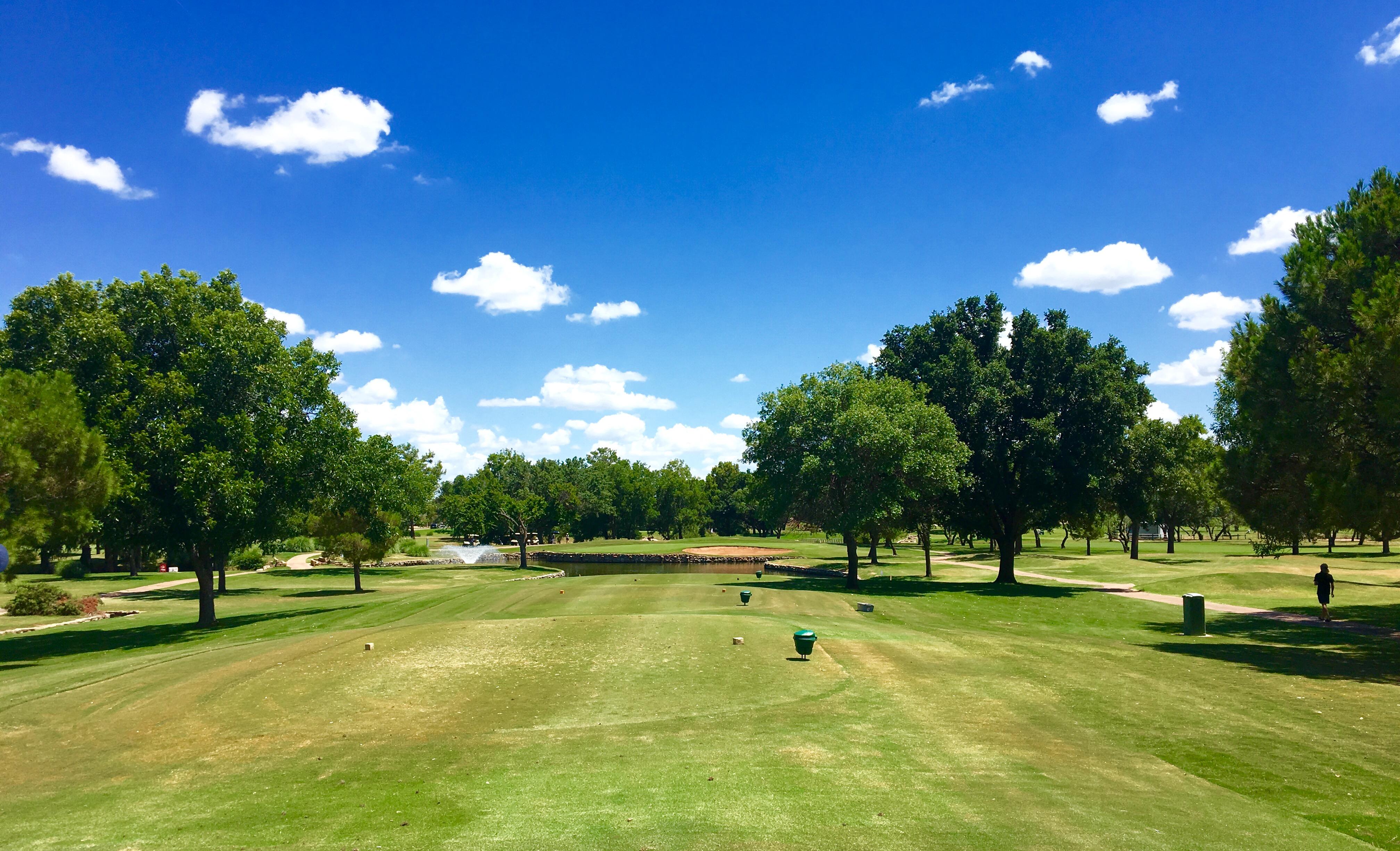 Abilene Country Club #16