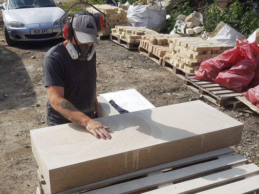 Stone slab ready for cutting.jpg