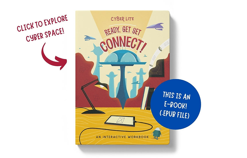 Ready, Get Set, Connect! (Ebook)