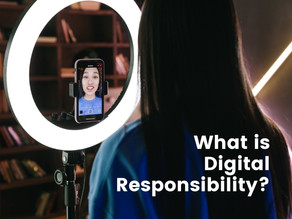 What is Digital Responsibility?
