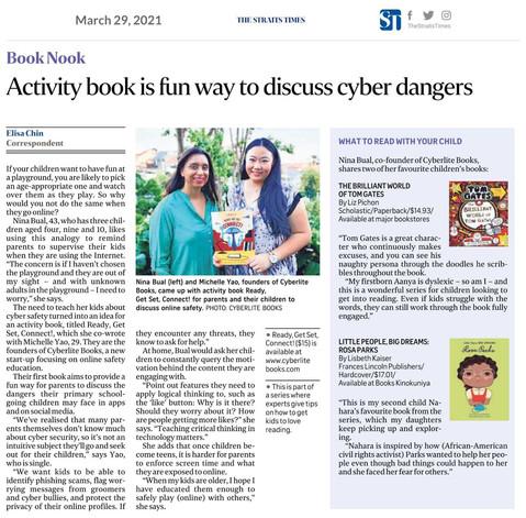The Straits Times (29 Mar 2021)