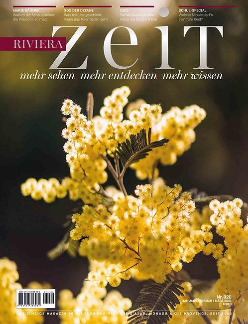 e-Magazine RivieraZeit n°320 - Jan/Fév/Mars 2021