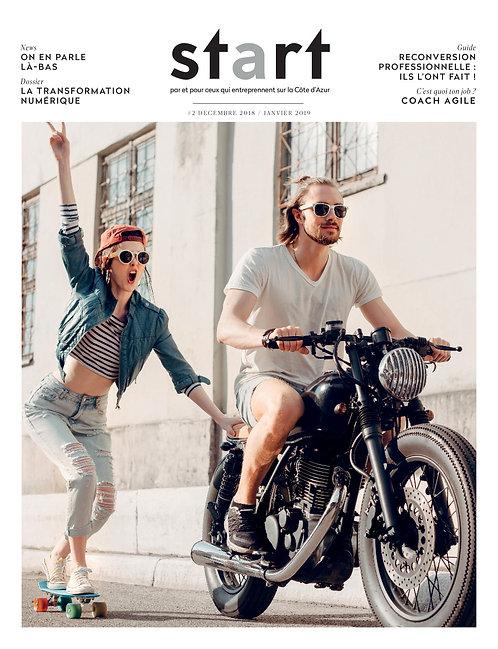 e-Magazine START #2 - Dec 2018/Jan 2019