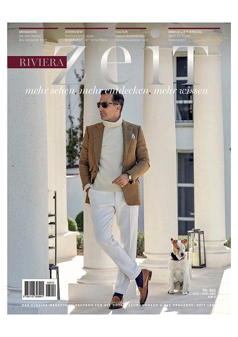 Magazine RivieraZeit n°321 - Avril/Mai/Juin 2021