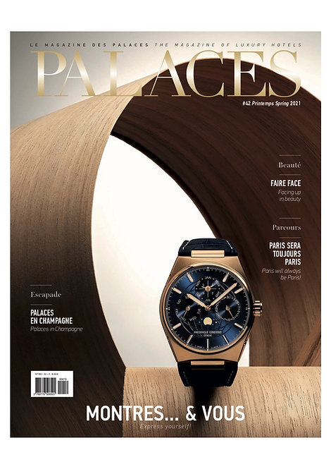Magazine PALACES n°42 - Printemps 2021