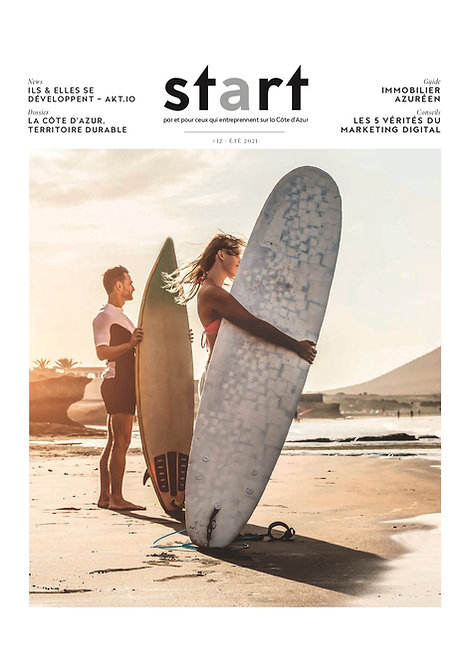Magazine START n°12 - Eté 2021