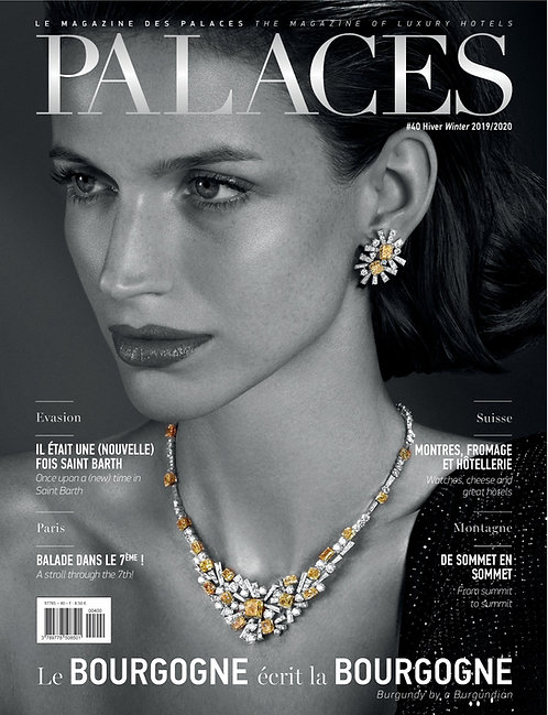Magazine PALACES n°40 - Hiver 2019/2020