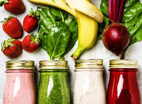 START Conseils : Jus de légumes VS Jus de fruits !