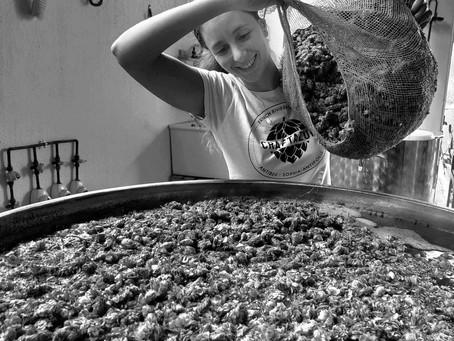 START Aime - « Elles font des métiers d'homme » Portrait de Laura Oller - Brasseuse.