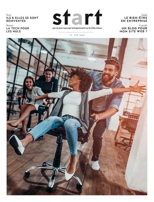 Paper Magazine START #9 - Summer 2020