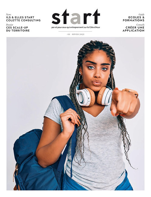 Magazine START n°11 - Hiver 2021