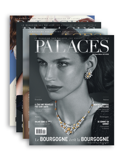 Paper Subscription Magazine PALACES