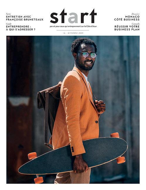 Magazine START n°6 - Automne 2019