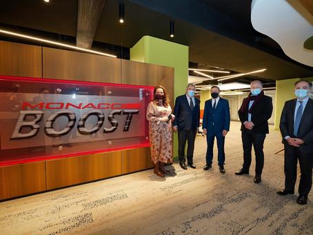 START News : Monaco Boost, la nouvelle pépinière d'entreprises de l'Etat monégasque