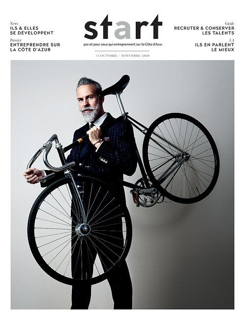 Paper Magazine START #1 - Oct/Nov 2018