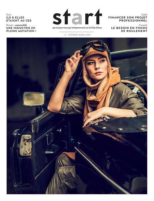 Paper Magazine START #3 - Feb/March 2019