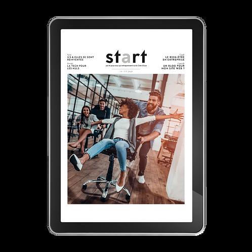 e-Magazine START #9 - Summer 2020