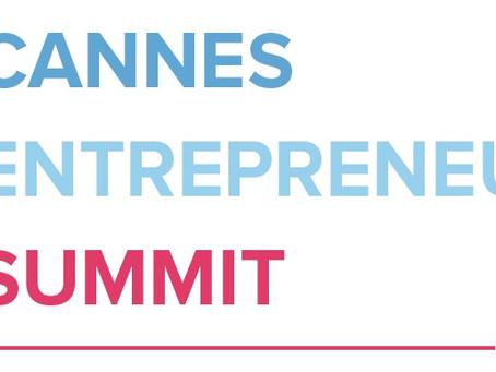 START News : Cannes Entrepreneurship Summit : une 1ère édition réussie !