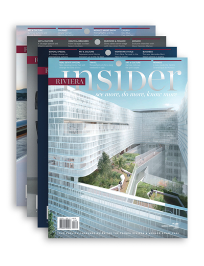 Digital Magazine Subscription Riviera Insider