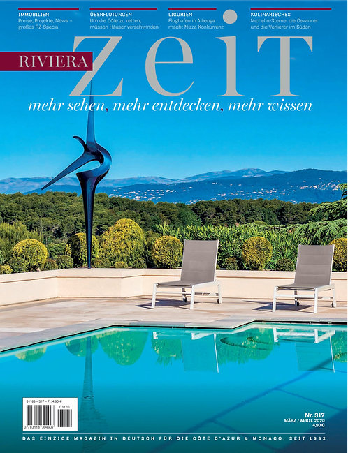 e-Magazine RivieraZeit n°317 - Mars/Avril 2020