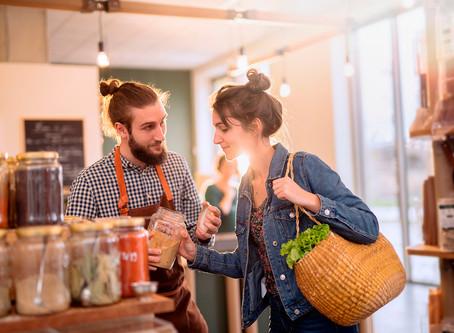 START Aime - L'importance de consommer local par Thelma Rose