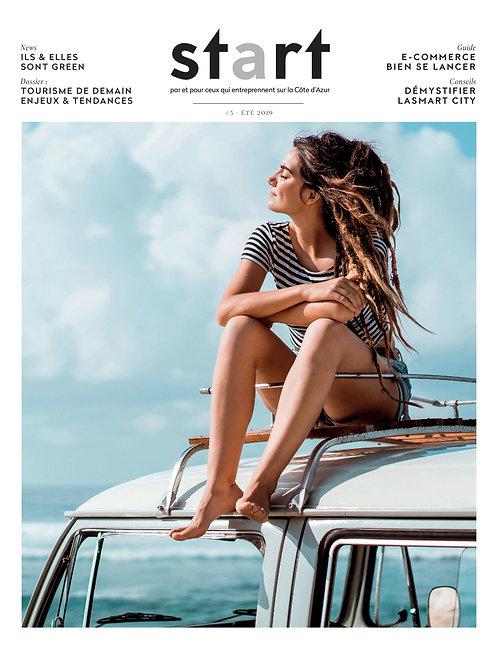 e-Magazine START #5 - Summer 2019