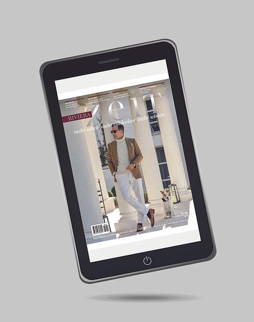 e-Magazine RivieraZeit n°321 - Avril/Mai/Juin 2021