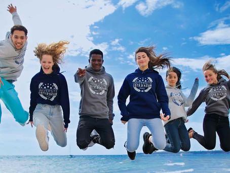 START Guide - Ecoles & Formations – Zoom sur l'Université Côte d'Azur !