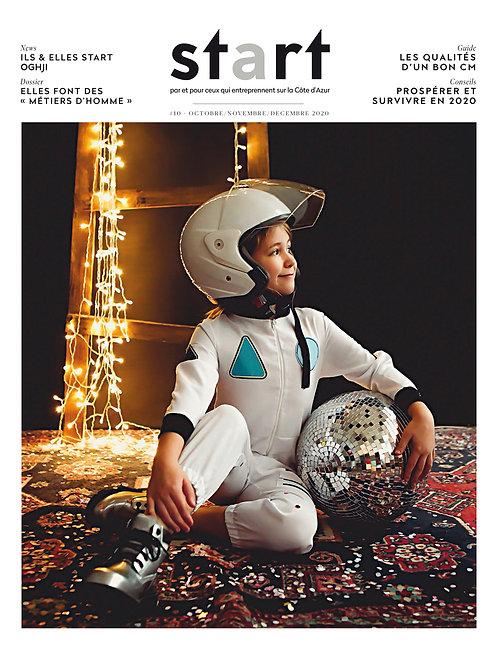 Paper Magazine START #10 - Fall 2020